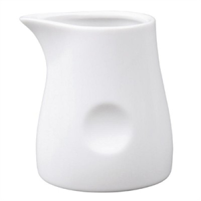 GM366 Olympia Dimpled Milk Jugs 70ml