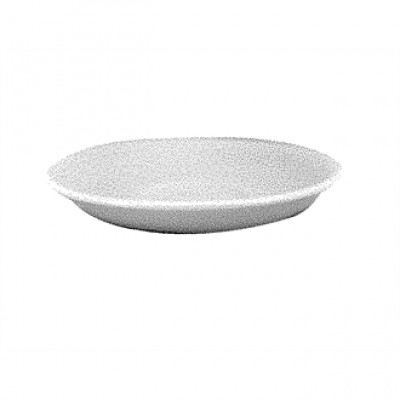 Churchill Plain Whiteware Saucer 5.5""