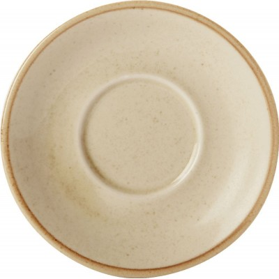 Porcelite Seasons Wheat Saucer 16cm
