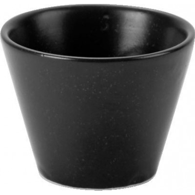 Porcelite Seasons Graphite Conic Bowl 5.5cm