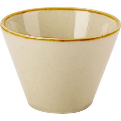 Porcelite Seasons Wheat Conic Bowl 9cm