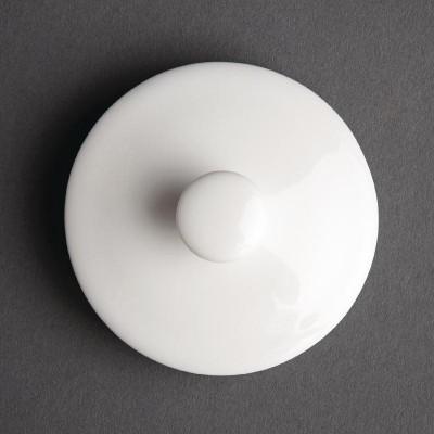 Lids for Royal Porcelain Classic White Tea Pot 300ml