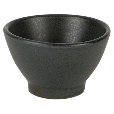 Rustico Carbon Dip Bowl 7.5cm