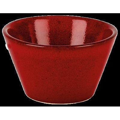 Rustico Lava Conical Bowl 420ml
