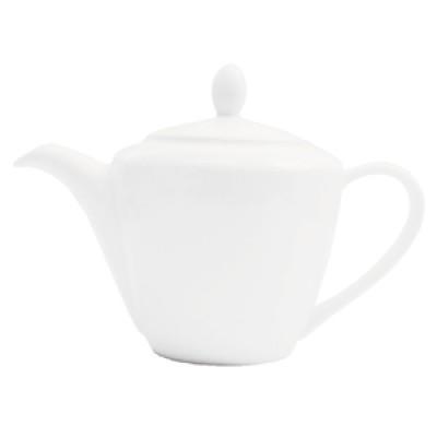 Steelite Simplicity White Harmony Teapot 11oz