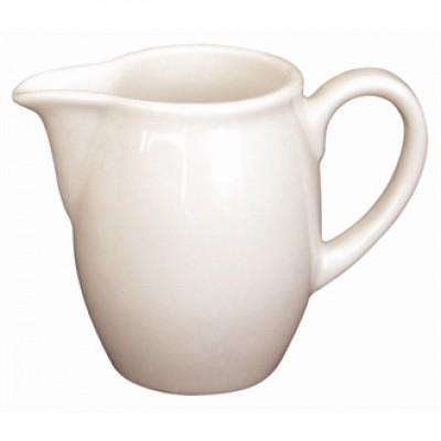 U141 Olympia Ivory Milk Jug 1oz