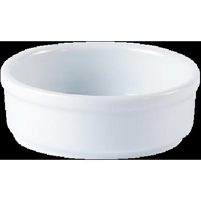Porcelite Round Dish