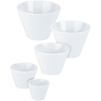 Porcelite Conic Bowl 50ml