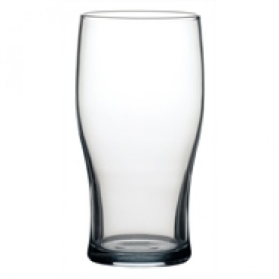 Arcoroc Tulip Nucleated Beer Glasses 570ml CE Marked