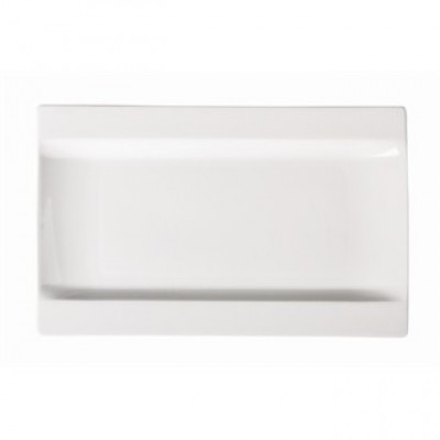 Royal Bone China Deva Prime Rectangular Plate 190 x 304mm