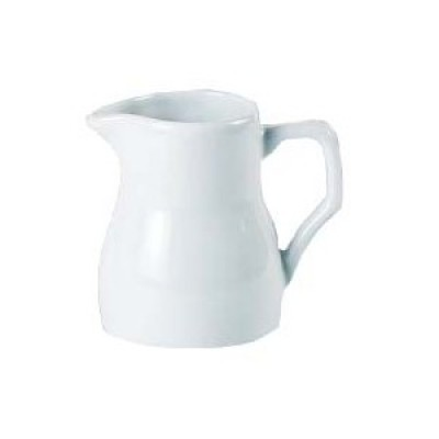 Porcelite Traditional Milk Jug 8oz