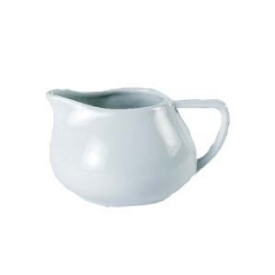 Porcelite Contemporary Style Milk Jug 5oz