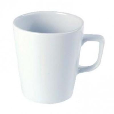 Porcelite Standard Latte Mug 8oz