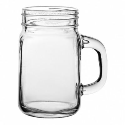 Utopia Tennessee Handled Jar - 15oz