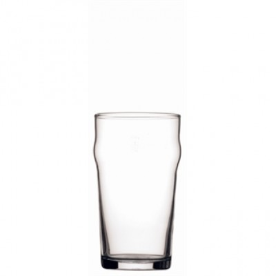 Utopia Nonic Toughened Beer Glass
