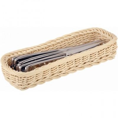 Polypropylene Rattan Basket