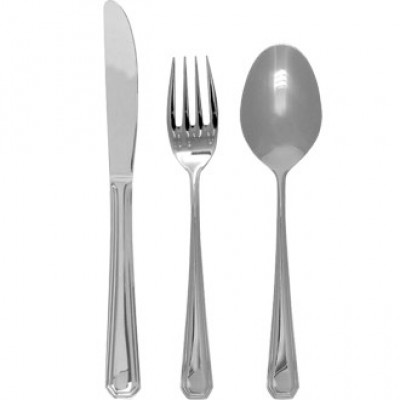 Olympia Monaco Cutlery Sample Set