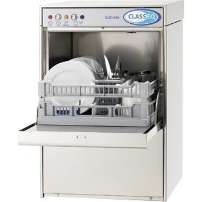 Classeq D400 Duo Commercial Dishwasher