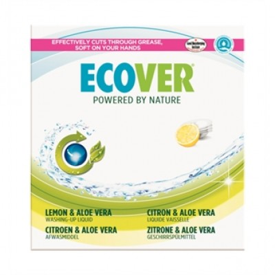 Ecover Lemon & Aloe Vera Washing Liquid