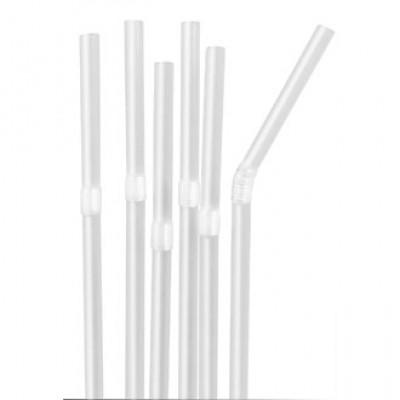 Kristallon Flexible Straws