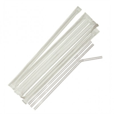 Kristallon Paper Wrapped Straws