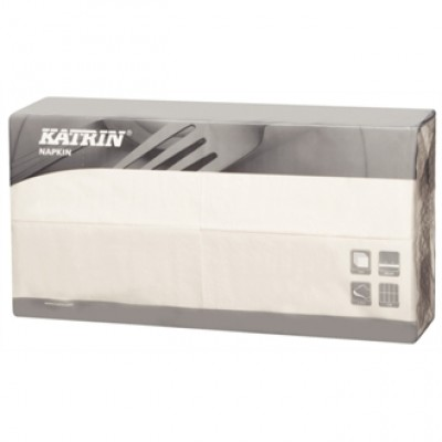 Fasana Professional Napkins 1/8 Fold 400mm White
