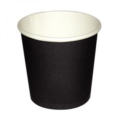 Olympia Black Espresso Cups