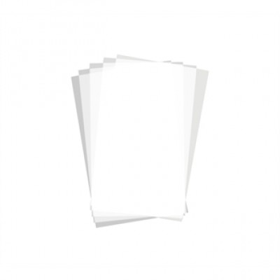 Greaseproof Paper Squares Plain