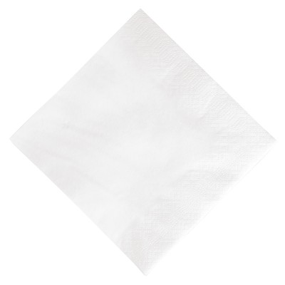 Duni Lunch Napkin 330mm White