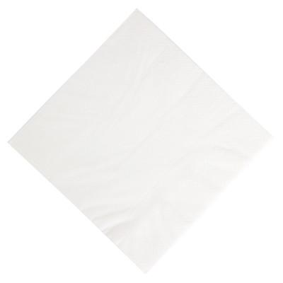Duni Dinner Napkin 400mm White