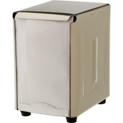Stainless Steel Napkin Dispenser