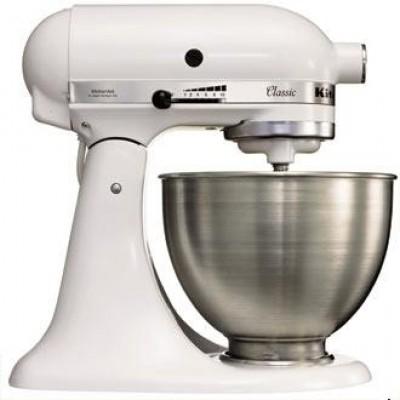 KitchenAid J400 K45 White Mixer