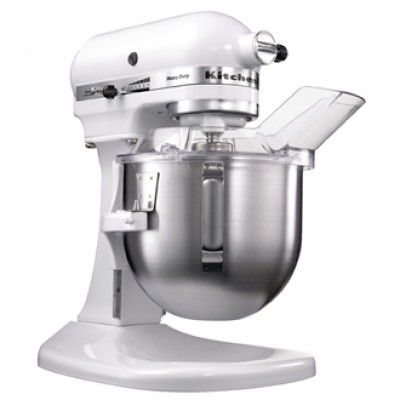 KitchenAid J498 K5 White Commercial Mixer