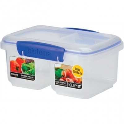 Klip It Split Base Containers