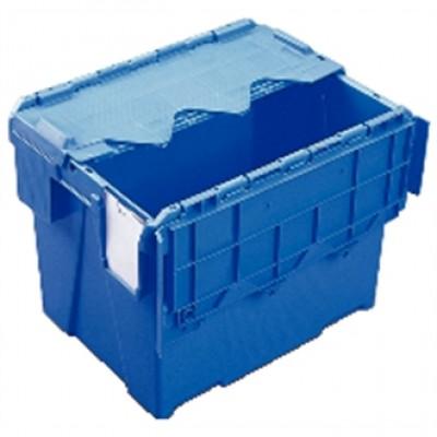Polypropylene Tote Box Blue 25Ltr