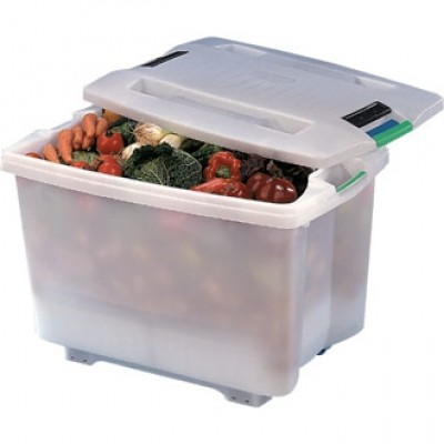 Araven Food Box Storage Container 50 Ltr