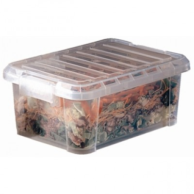 Araven Food Storage Box with Lid 14 Litre
