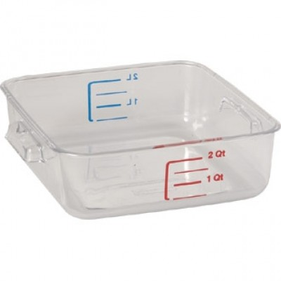 Rubbermaid Space Saver Container