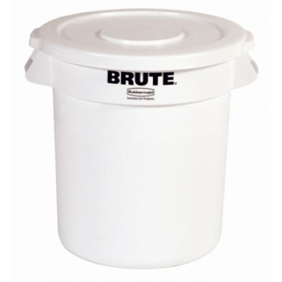 Round Brute Container Lid