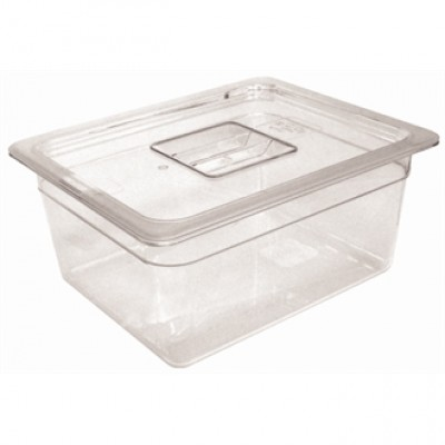 Polycarbonate Gastronorm Container - 1/3 Size