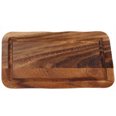 Acacia Wood Presentation Board 30 x 15cm