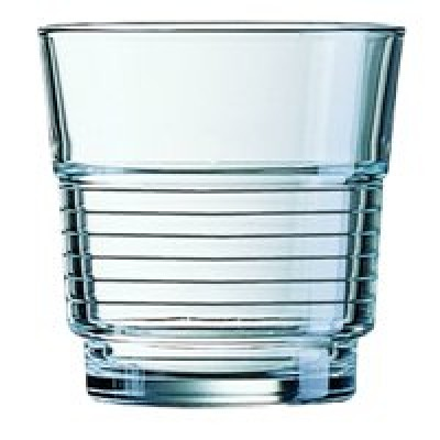Arcoroc Spirale Old Fashioned Tumbler 250ml