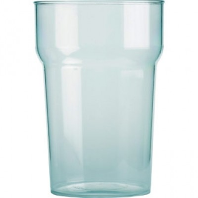 Polycarbonate Stacking Pint Glass CE Marked