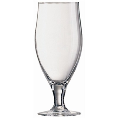 Arcoroc Cervoise Stemmed 2/3 Pint Beer Glass