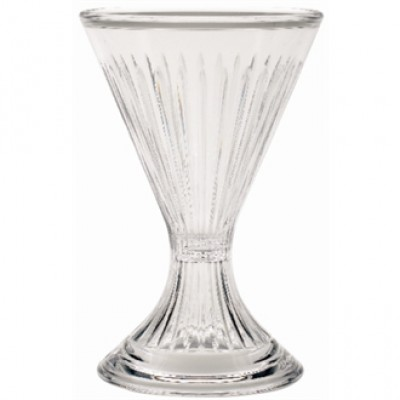 Polycarbonate Sundae Glass