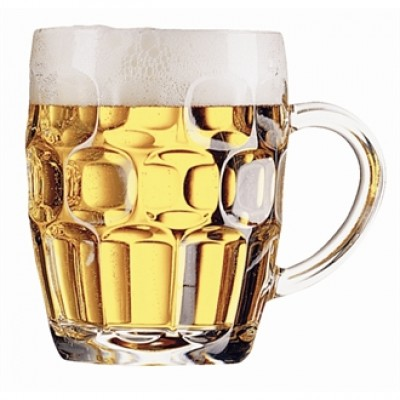 Britannia Dimple Pint Tankards