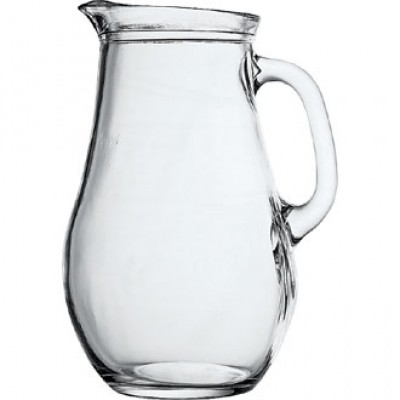 Utopia Bistro Glass Jug 1L