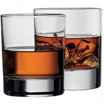 Utopia Old Fashioned Rocks Glass 330ml
