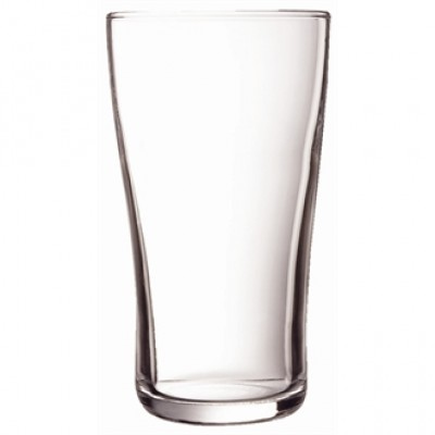Arcoroc Ultimate Head Booster Pint Glass CE Stamped