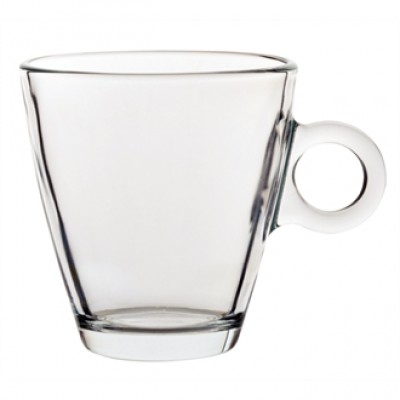Utopia Easy Bar Handled Tea Cup